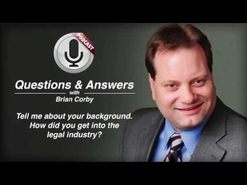 video thumbnail How Brian Corby Got Into Michigan Legal Industry