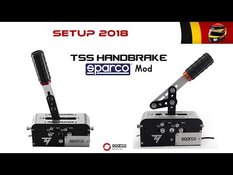 Setup 2018 #02 - Thrustmaster TSS Handbrake (Unboxing) [FR ᴴᴰ]