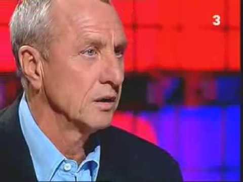 Johan Cruyff. Lección táctica del juego de posición en 3 minutos.