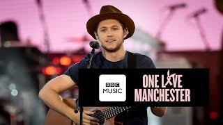 Niall Horan   Slow Hands (One Love Manchester)