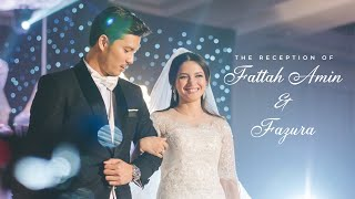 Fattah & Fazura Wedding - Part 2