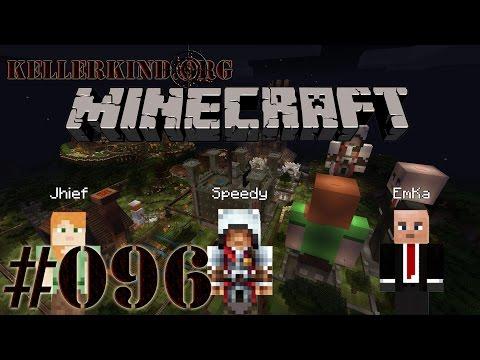 Kellerkind Minecraft SMP [HD] #096 – Sternenkriege und Goldrausch ★ Let's Play Minecraft