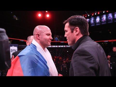 Bellator 208: Countdown – Fedor vs. Sonnen: Episode 1