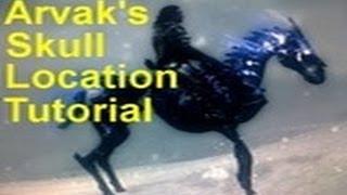 Dawnguard: Where/How to Find Arvaks Skull (Skeleton Horse)