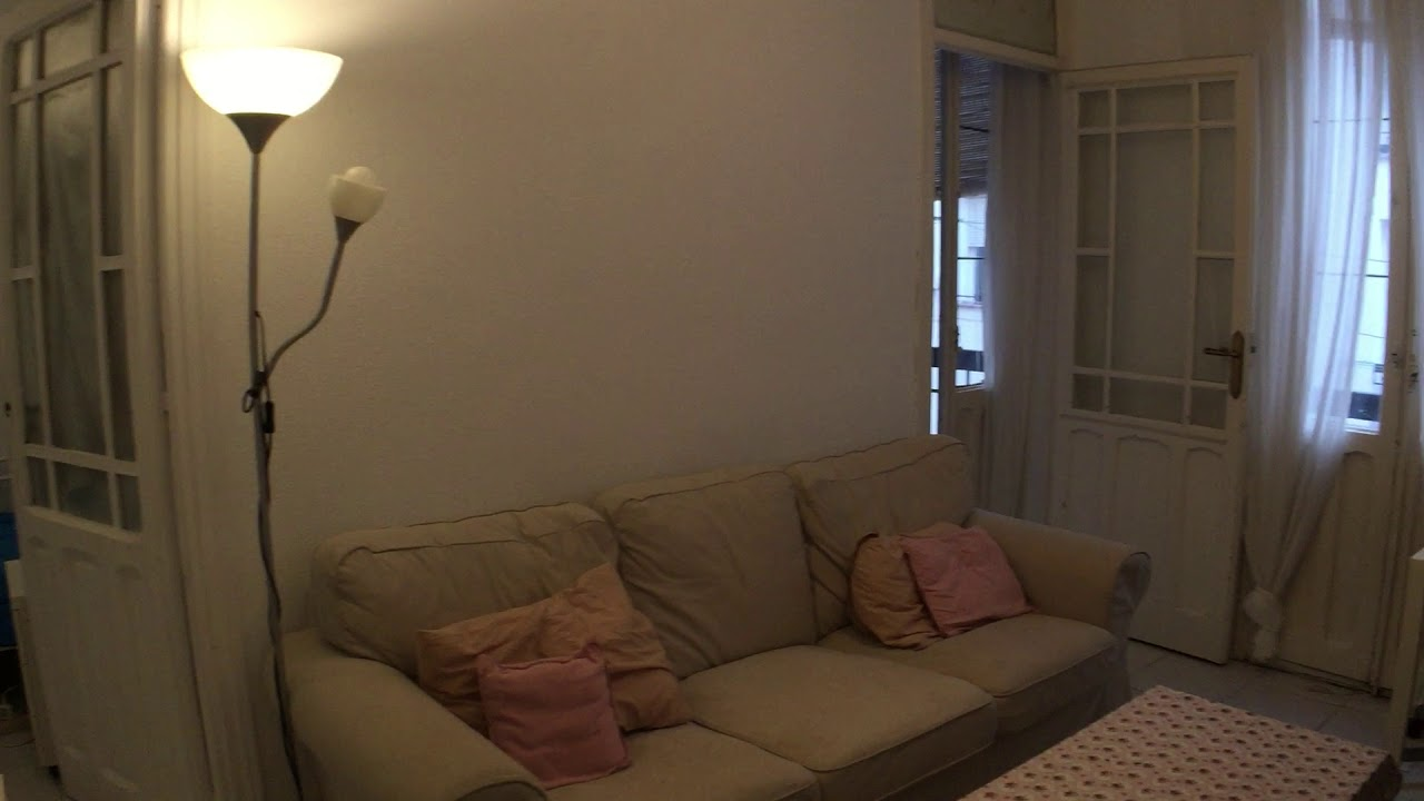 Room for rent in an all female 3-bedroom apartment in Justicia