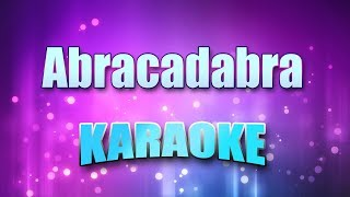 Steve Miller Band - Abracadabra (Karaoke version with Lyrics)