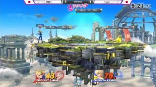 ウメブラ BenQ ZOWIE Cup WB4 : shky vs Yuzu / スマブラWiiU 大会