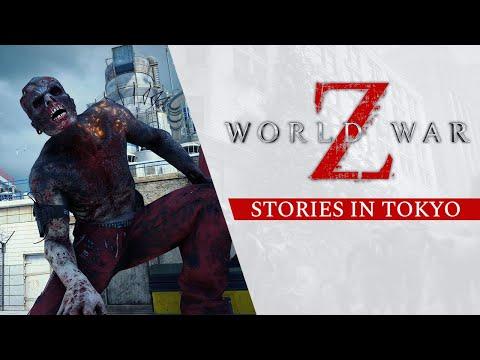 World War Z - Stories in Tokyo thumbnail