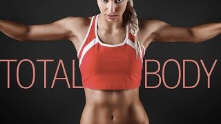 15 Minute Beginner Total Body HIIT Workout (STEP BY STEP!!) by Athlean-XX for Women
