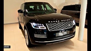 Range Rover Autobiography 2018 NEW FULL Review Interior Exterior