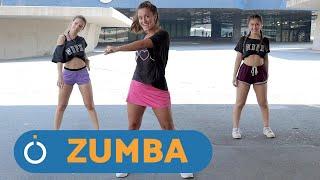 """Reggaeton Zumba Dance Workout - """"Échame la culpa"""""""
