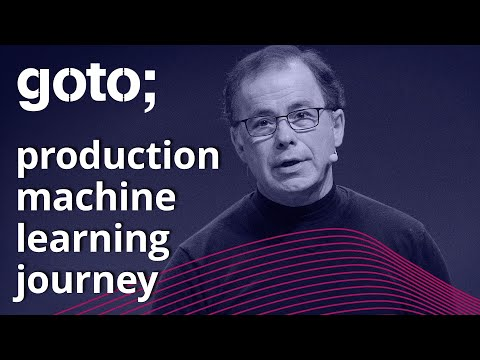 Image thumbnail for talk From Experimentation to Products: The Production Machine Learning Journey