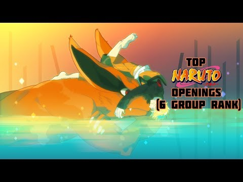 Download Top 25 Naruto Openings Group Rank Video 3GP Mp4 FLV HD Mp3
