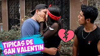 TIPICAS DE SAN VALENTIN - SAMIR VELASQUEZ