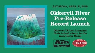 Okkervil River - In The Rainbow Rain - Pre-Release Record Launch