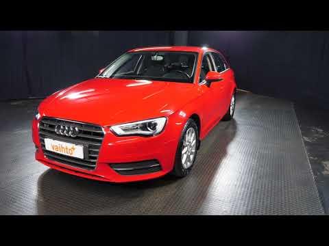 Audi A3 Sportback Business 1.4 TFSI COD Aut. Ultra, Monikäyttö, Automaatti, Bensiini, CTO-461