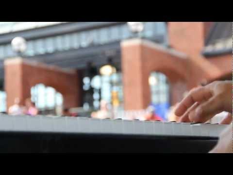 "Clave Sonic-""Wacky & Wild Wurlitzer"" LIVE @ JAZZ n RIB FEST-Columbus, OH 2012"