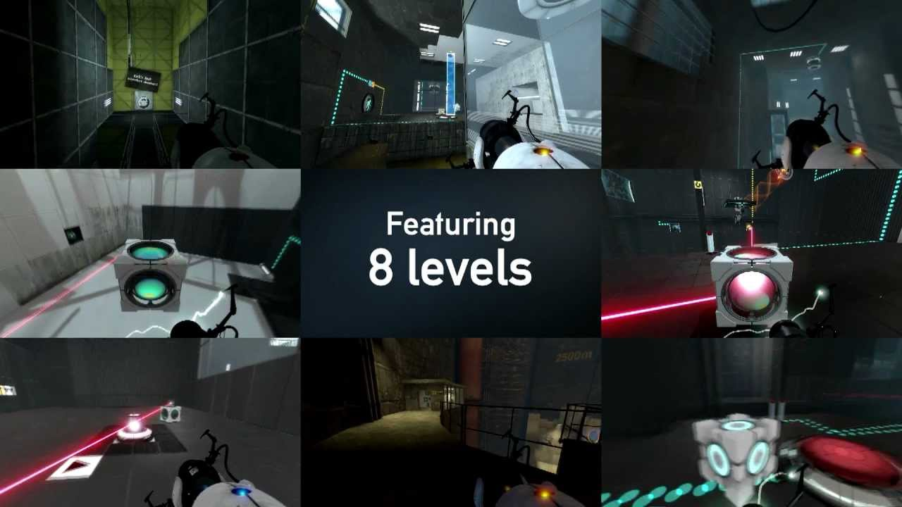 Portal 2's Unofficial Expansion Introduces Eight New Levels
