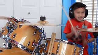 Watch Me Grow Through My Drums.