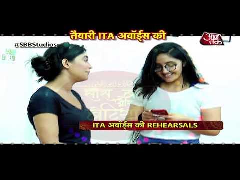 Shivangi Joshi aka Elder Naira MEETS Ashnoor Kaur aka Young Naira!
