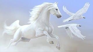 Летающие лошади. Песня Никитиных
