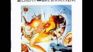DIRE STRAITS 09 TELEGRAPH ROAD ALCHEMY 1983
