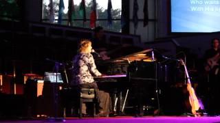 "Twila Paris,  God of All Glory Concert, Singing  ""How Beautiful"""