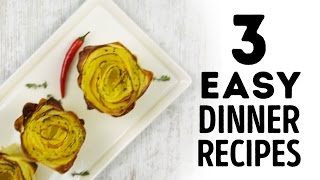 3 light dinner recipes that you HAVE to taste l 5-MINUTE CRAFTS