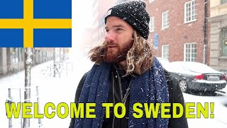 SwedeLife #1 | Welcome to Sweden!
