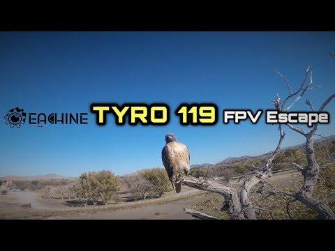 Eachine Tyro119 FPV Escape