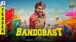 Bandobast Trailer