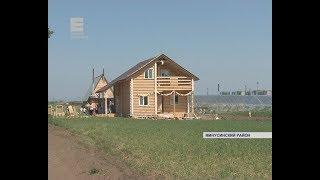 """Новая туристическая деревня """"Сказочная Русь"""" Енисей Минусинск"""