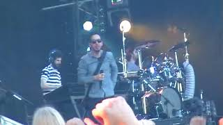 Linkin Park - Jornada Del Muerto/Waiting For The End (Мoscow, Red Square 2011)