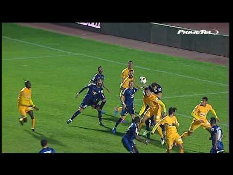 Βίντεο αγώνα: Απόλλων 2-0 ΑΠΟΕΛ
