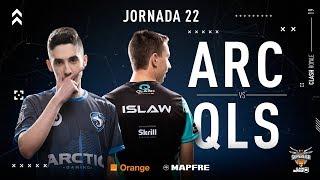 Arctic Gaming VS QLASH | Jornada 22 | Temporada 2018-2019