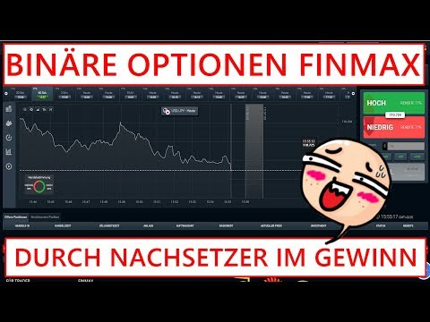 Binary option trade in