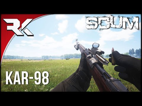 Scum - [ULTRA REALISM] | All New Rifle Sounds |Post 0.3 Patch|