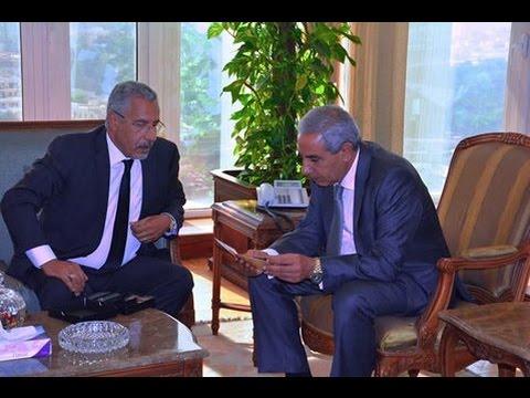 لقاء الوزير/ طارق قابيل بأمين عام جائزة خليفة الدولية للتمور