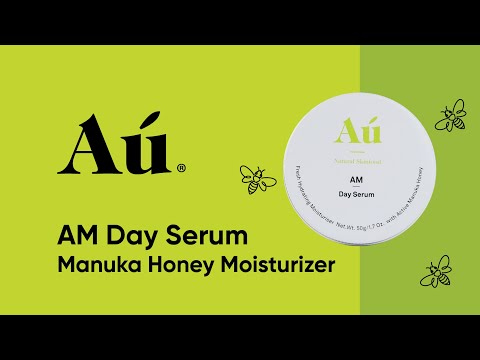 AM Day Serum – Manuka Honey Moisturizer