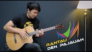 Rantau Den Pajauah (Ipank Ft. Rayola) Nathan Fingerstyle Guitar Cover (Lagu Minang Populer)