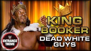 "King Booker 2006 - ""Dead White Guys"" WWE Entrance Theme"