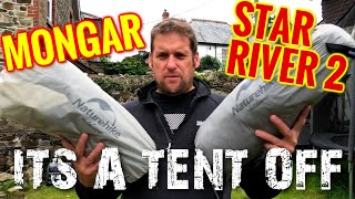 Naturehike Mongar vs Star River | Lightweight 2 Person 2021 Tent Review | STEP BY STEP COMPARISON!