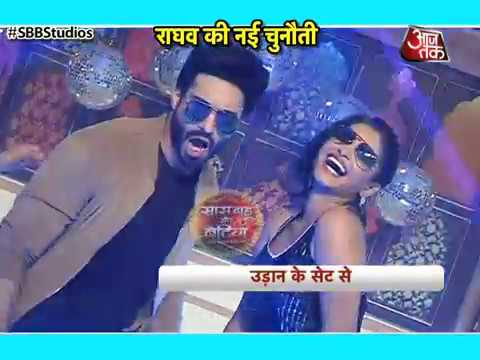 Udaan: SHOCKING! Raghav DANCES AT A BAR!