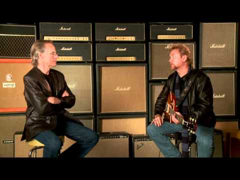 Lee Roy Parnell on His Influences • Wildwood Guitars Interview