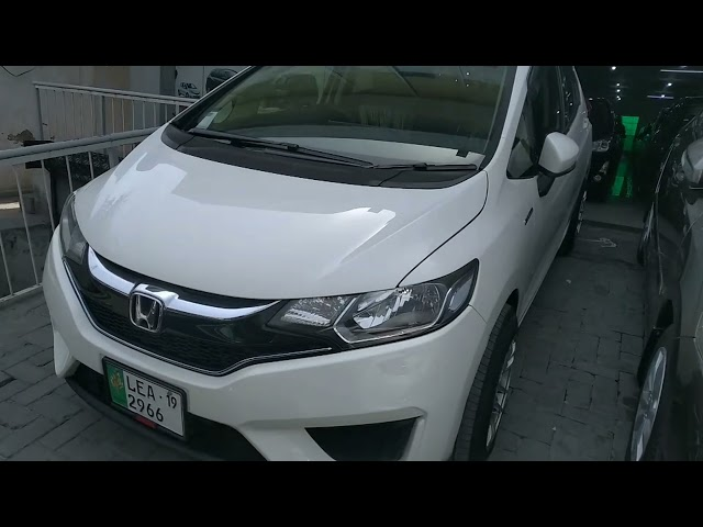 Honda Fit 1.5 Hybrid F Package 2016 for Sale in Lahore