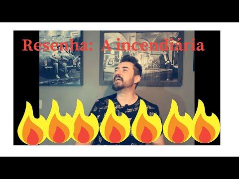 RESENHA LIVROS Stephen King - A Incendiária! CURIOSIDADES de um clássico!