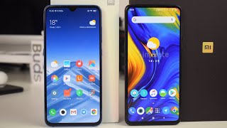 Confronto Xiaomi Mi 9 vs Mi Mix 3
