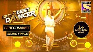 'Chaiyya Chaiyya' पे Malaika ने दिया एक Wondrous Performance!   India's Best Dancer   Grand Finale
