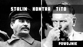 ak Tito pokonał Stalina? Dlaczego Jugosławia wyrwała się ZSRR i stała się niezależna?
