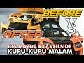 Behind In The Making MAZDA RX7 VEILSIDE Kupu Kupu Malam Jogja BTS